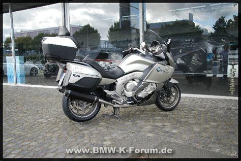 Motorrad Auspuff Test Bmw K 1200 S by Schnitzer Auspuff Bmw K1200s