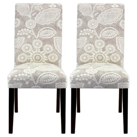 accent dining room chairs avington print accent dining chair ebay