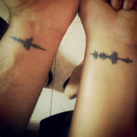 tattoo ink couples 24 photos of the coolest couple tattoos ever