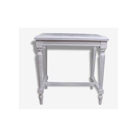 Tabouret De Piano Blanc by Tabouret De Piano Ancien Style Louis Xvi Patine Blanche