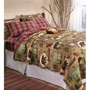 northwoods lodge quilt set walmart