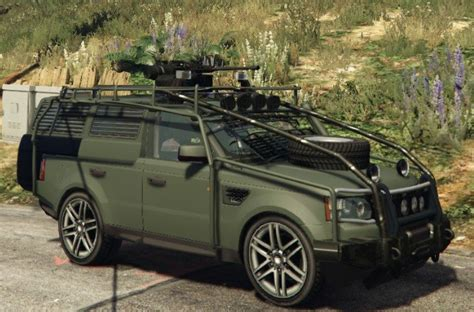 navy range rover sport gta 5 range rover sport military police assault vehicle