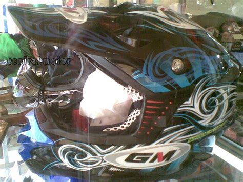 Helm Gm All Type helm cross all type central motor