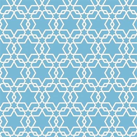 abstract islamic pattern vector abstract geometric islamic background based on