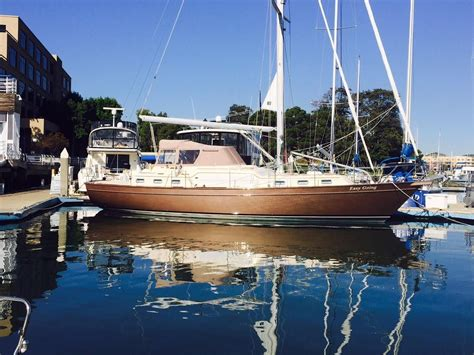 boat brokers alameda ca 2008 island packet 465 sail boat for sale www yachtworld