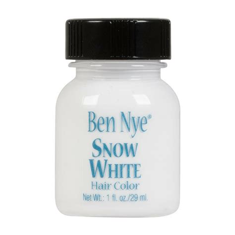 Jual Liquid Snow White by Ben Nye Liquid Hair Color Snow White Frends Supply