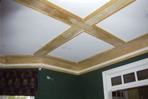 shallow coffered ceiling number 2 shallow coffered living room