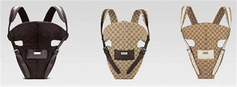 gucci carrier get your baby into a gucci fashion wear geniusbeauty