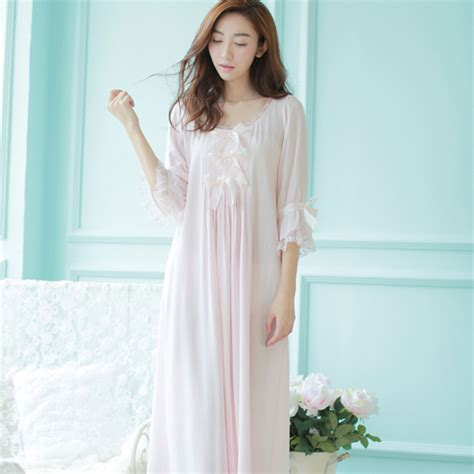 vintage nightgowns womens vintage pajamas princess sleepwear women sexy negligee gown bow vintage