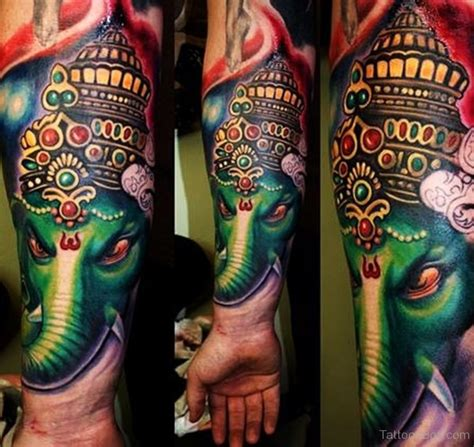 ganesh tattoo on wrist hinduism tattoos tattoo designs tattoo pictures page 11