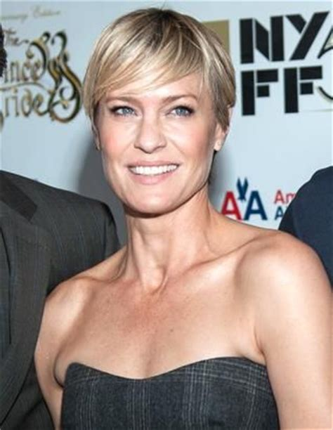 robin wright penns short hair robin wright penn hair hair do s pinterest robins