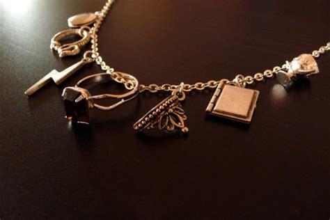 horcrux necklace harry potter tribute