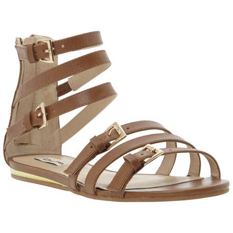 beige gladiator sandals dune dune multistrap gladiator sandals in beige