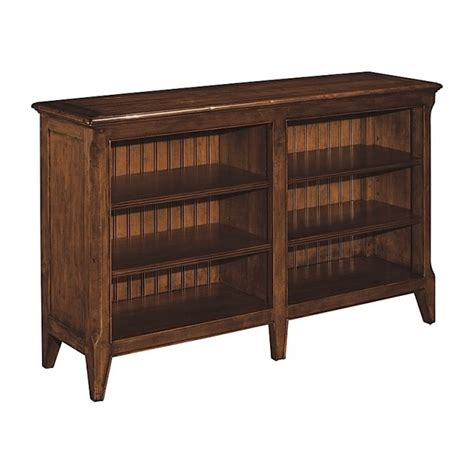 canadian bookcase or sofa table home decor