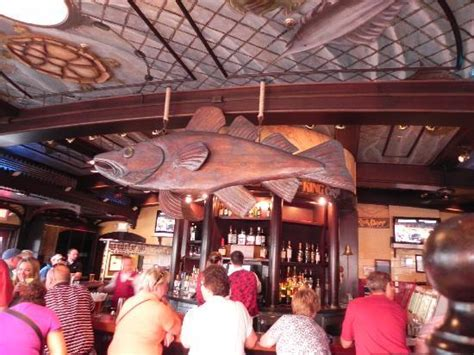 Fulton S Crab House Picture Of Fulton S Crab House Orlando Tripadvisor