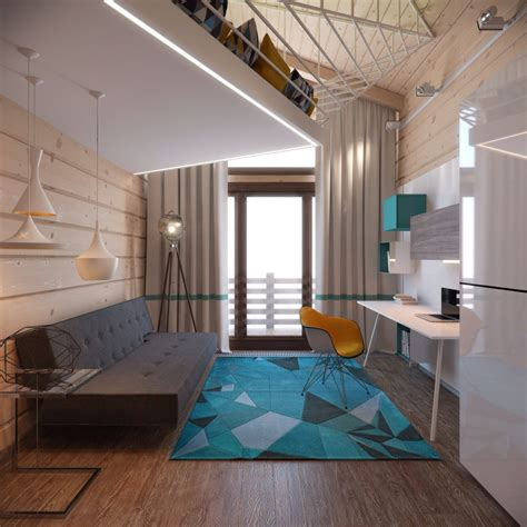what is loft 3 creative top floor rooms with wood accents
