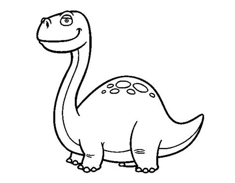 Free Coloring Pages Of Diplodocus Diplodocus Coloring Page
