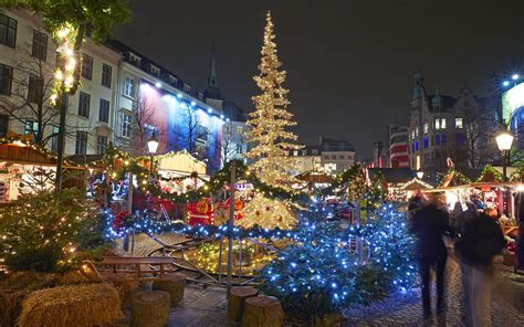 worlds  christmas markets travel leisure