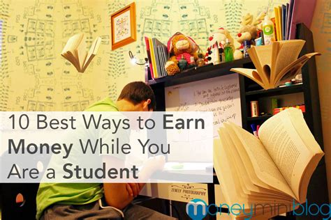 10 Ways To Make Money While Out Of Work by 10 Best Ways To Earn Money While You Are A Student