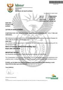 letter of standing template letter of standing gemcare
