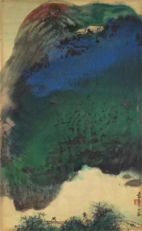 znag painting moma to sell zhang daqian artwork 5 chinadaily cn