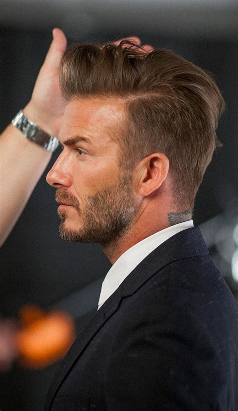 david beckham hairstyles and beard the grooming tool you should be using but aren t beard