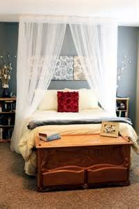 Canopy Bedroom Ideas 33 Amazing White Canopy Bed Design For Your Bedroom