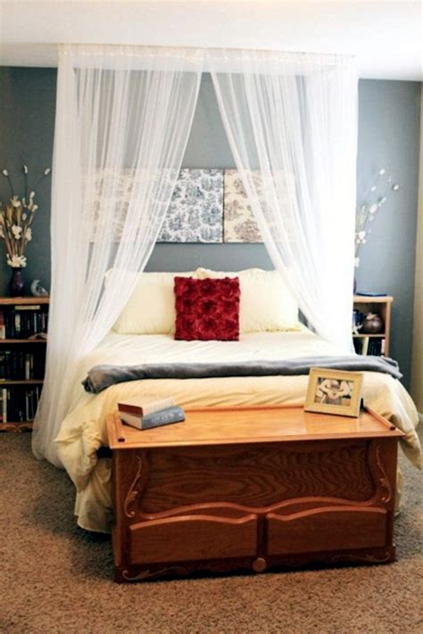 Bedroom Ideas With Canopy Bed by 33 Amazing White Canopy Bed Design For Your Bedroom