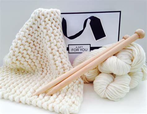 Baby Blanket Knitting Kits by Diy Knitting Kit Luxury Baby Blanket Diy Knit Kit Learn To
