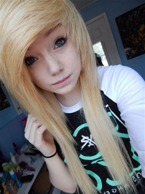 emo haircuts not teased indie scene hair google search multi colored hair
