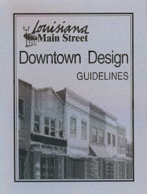 downtown design guidelines knoxville main street resources division of historic preservation