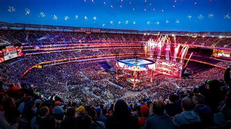 wrestlemania  year  event coming  la
