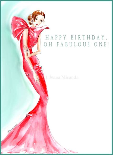 Fashion Happy Birthday Images happy birthday oh fabulous one all things fabulous