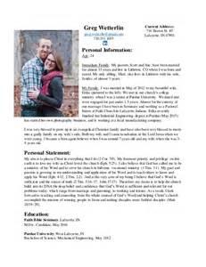 Pastoral Resume Template by Pastoral Resume