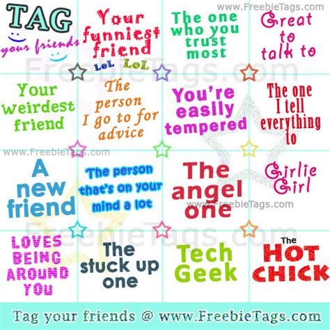 best tags for tag your friends quotes quotesgram