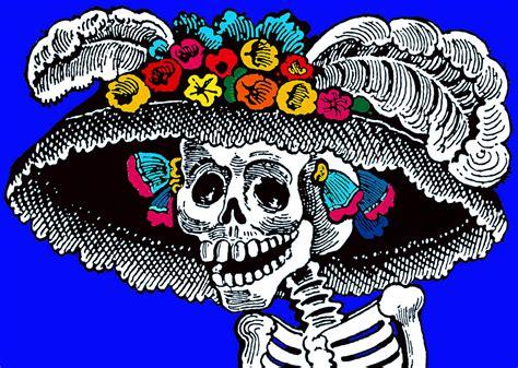 imagenes de una calavera sentada calavera catrina by jos 233 guadalupe posada what s in my