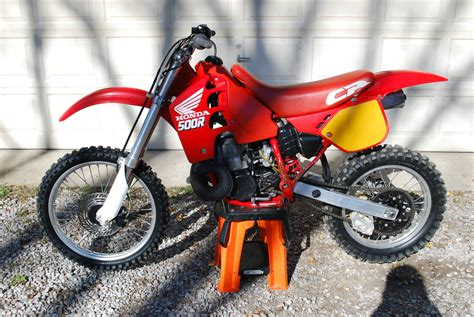 cr fir 1989 honda cr 500