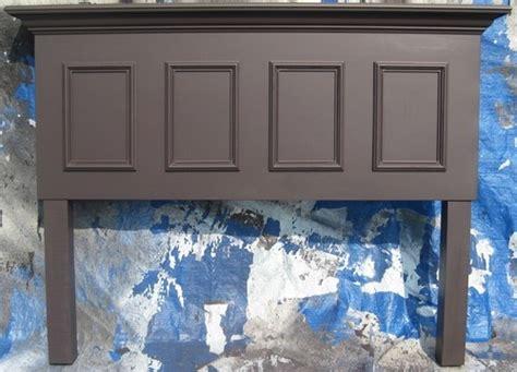 panel door headboard 361 best headboards made from doors images on pinterest