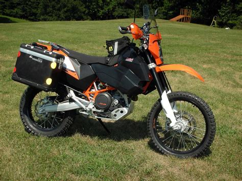 Ktm 690 Enduro Adventure 5 Custom Adventure Bikes Built By Quot Real Quot