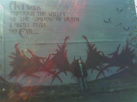 The Valley Of Fear Book Report by As I Walk Through The Sahdows In The Valley Of I Shal Fear No Evil Picture Of