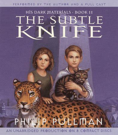 libro the subtle knife his his dark materials