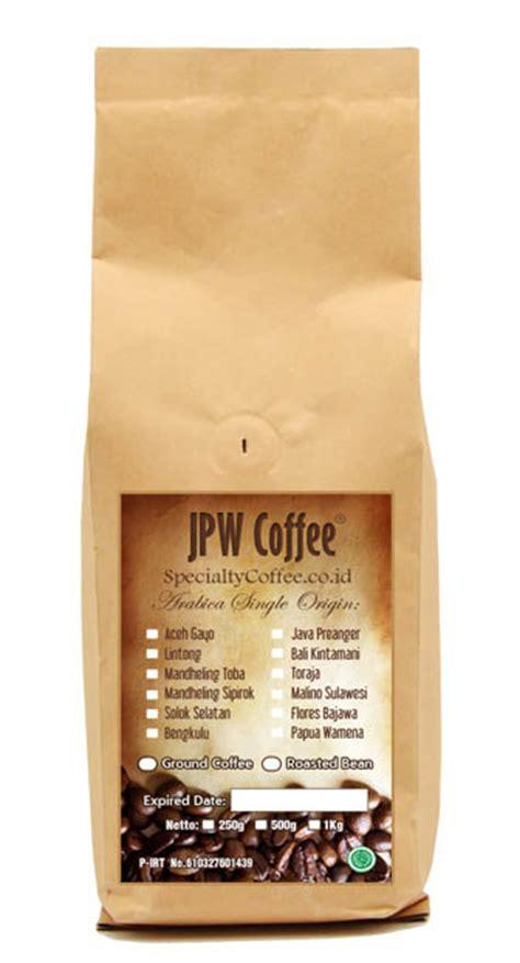 Kopi Indonesia S Best Honey Processed Blend Gayo Honey Java kopi indonesia specialty coffee indonesia jpw coffee