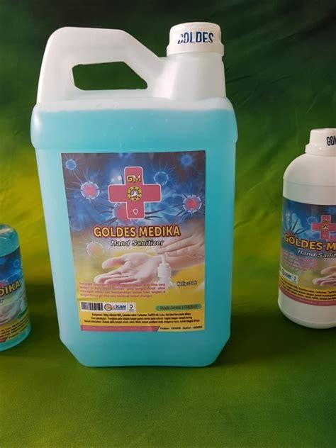 jual hand sanitizer  liter refil lebih murah  berqualitas setara  dettol  lapak cv