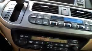 2006 Honda Odyssey Starter 2006 Honda Odyssey Touring Start Up Rev 63k