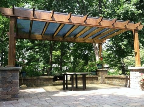 how to cover a pergola from rain outdoor goods