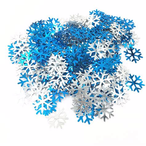 online buy wholesale snowflake confetti from china