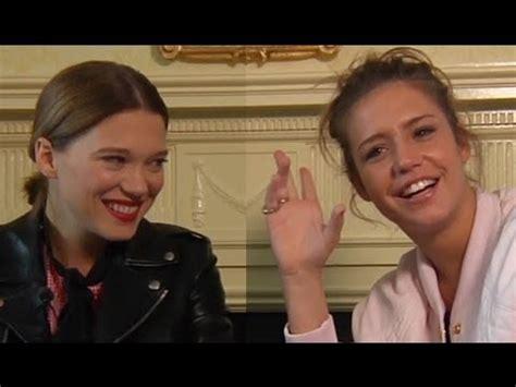 lea seydoux speaking french lea seydoux public speaking appearances speakerpedia