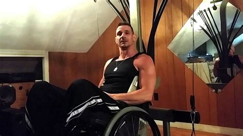 paraplegic workout routine 4 chest exercise 1