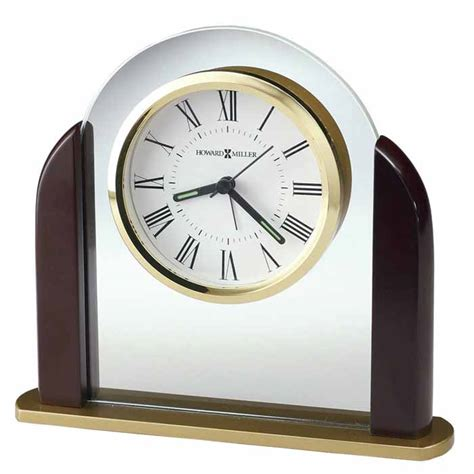 howard miller derrick 645 602 table alarm clock the clock depot