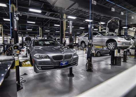 bmw car maintenance bmw service center  chicago